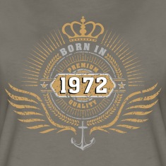 born_in_197201 Women's T-Shirts