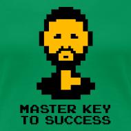 Design ~ Master Key to Success - Ladies