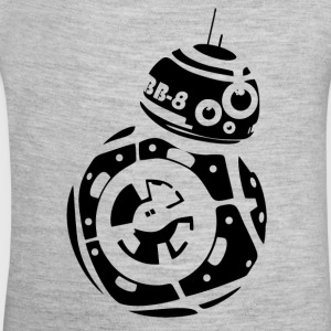 bb8 - Baby Contrast One Piece