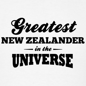 greatest new zealander  in the universe t-shirt - Men's T-Shirt