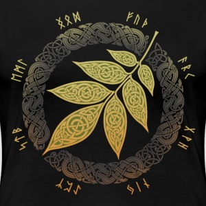 ASGARD. FALL. - Women's Premium T-Shirt