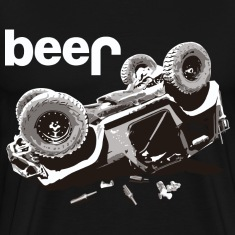 beer jeep Offroad Jeep Bear