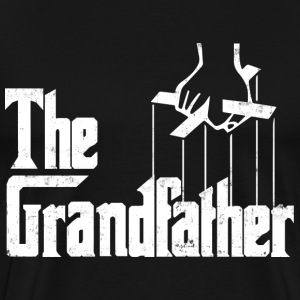 Grandfather Father Grandad - Men's Premium T-Shirt
