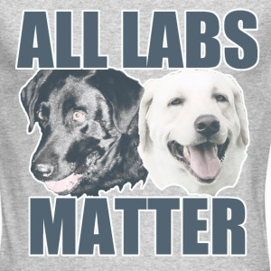 All Labs Matter  - Men's Long Sleeve T-Shirt by Next Level