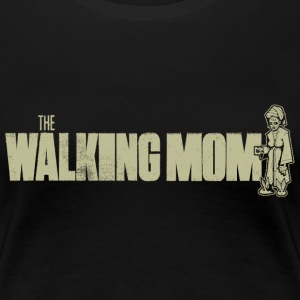 walking mom Walking Monster Horror - Women's Premium T-Shirt