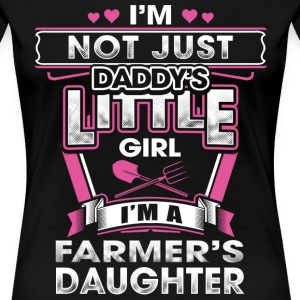 Farmer's Daughter farm - Women's Premium T-Shirt