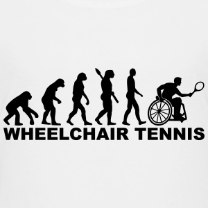 Evolution wheelchair tennis Kids' Shirts - Kids' Premium T-Shirt