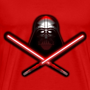 Darth Vader & LightSabers - Men's Premium T-Shirt