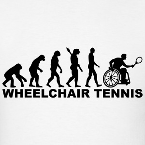 Evolution wheelchair tennis T-Shirts - Men's T-Shirt