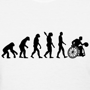 Evolution wheelchair basketball Women's T-Shirts - Women's T-Shirt