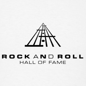 Rock and Roll Hall of Fame - Men's T-Shirt