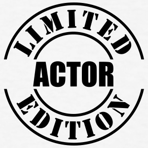 limited edition actor t-shirt - Men's T-Shirt
