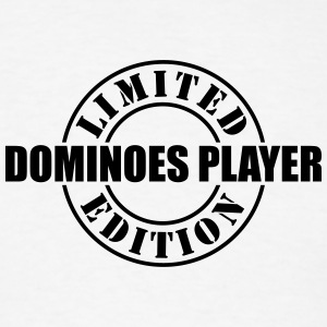 limited edition dominoes player t-shirt - Men's T-Shirt