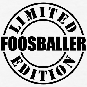 limited edition foosballer t-shirt - Men's T-Shirt
