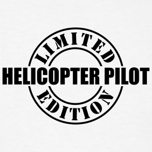 limited edition helicopter pilot t-shirt - Men's T-Shirt