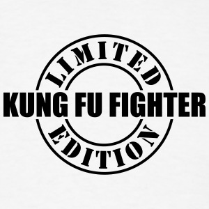 limited edition kung fu fighter t-shirt - Men's T-Shirt