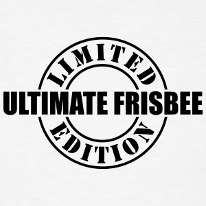 limited edition ultimate frisbee t-shirt - Men's T-Shirt