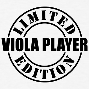 limited edition viola player t-shirt - Men's T-Shirt