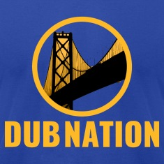 Dub Nation Bay Bridge