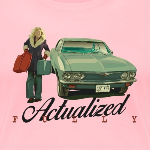 Actualized Fully (FARGO) - Women's Premium T-Shirt