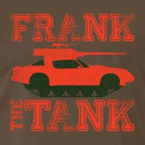Frank The Tank (OLD SCHOOL) - Men's Premium T-Shirt