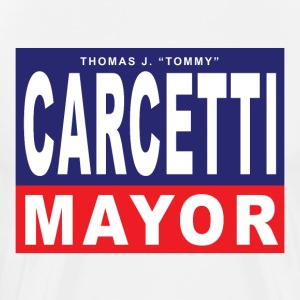 Carcetti for Mayor (THE WIRE) - Men's Premium T-Shirt