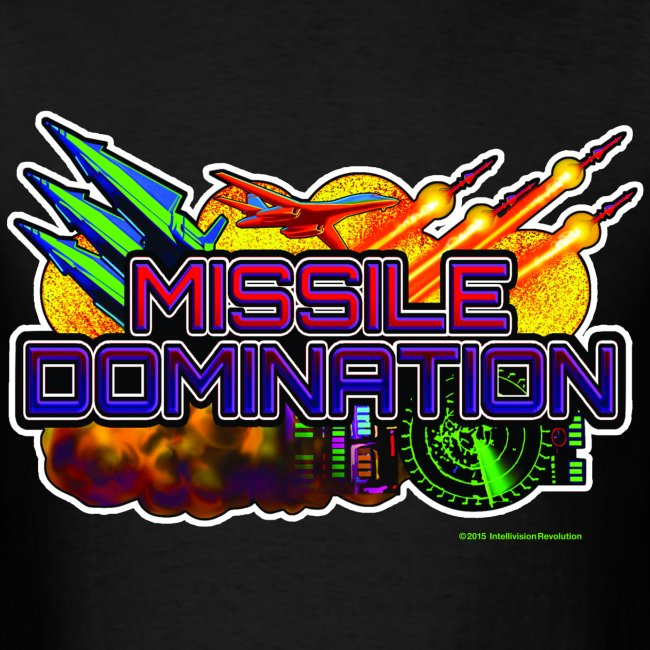 Missile Domination shirt