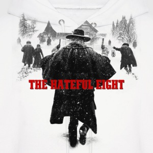 the hateful eight serigraphy | tarantino movie Hoodies - Men's Hoodie