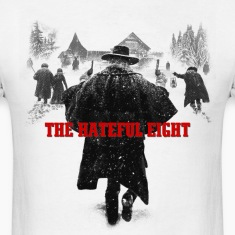 the hateful eight serigraphy | tarantino movie T-Shirts