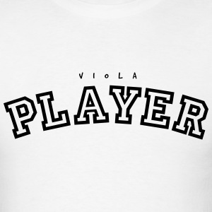 viola player t-shirt - Men's T-Shirt