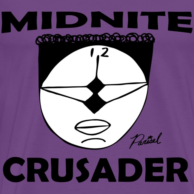 Midnite Crusader Men's T-shirt