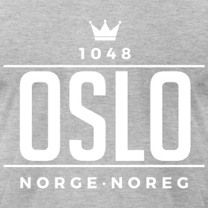 Oslo T-Shirts - Men's T-Shirt by American Apparel