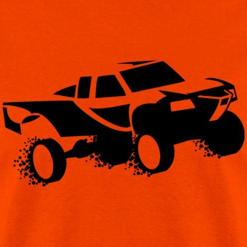 Black Race Truck Logo