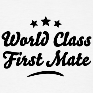 world class first mate stars t-shirt - Men's T-Shirt