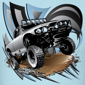 Trophy Race Truck Grey