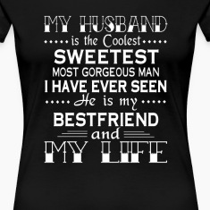 MY HUSBAND IS MY LIFE
