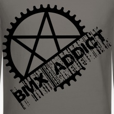 BMX Addict Long Sleeve Shirts