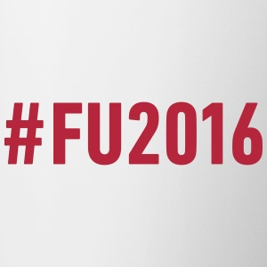 Hashtag FU2016 - Coffee/Tea Mug