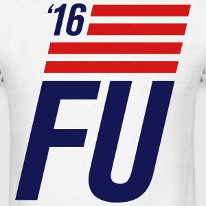 FU '16 banner - Men's T-Shirt