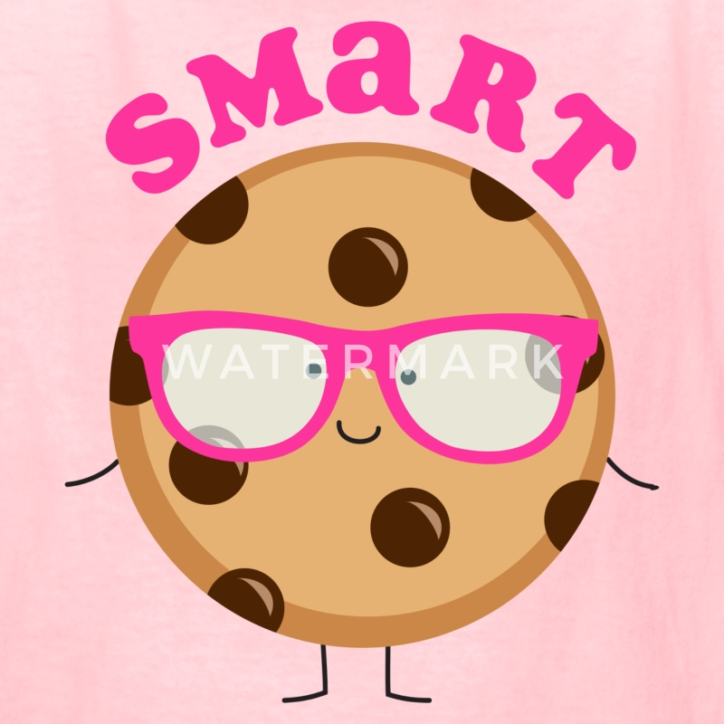 Smart Cookie Kids' Shirts - Kids' T-Shirt