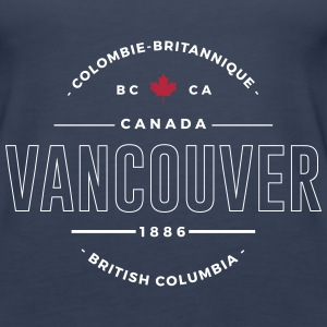 Vancouver Tanks - Women's Premium Tank Top