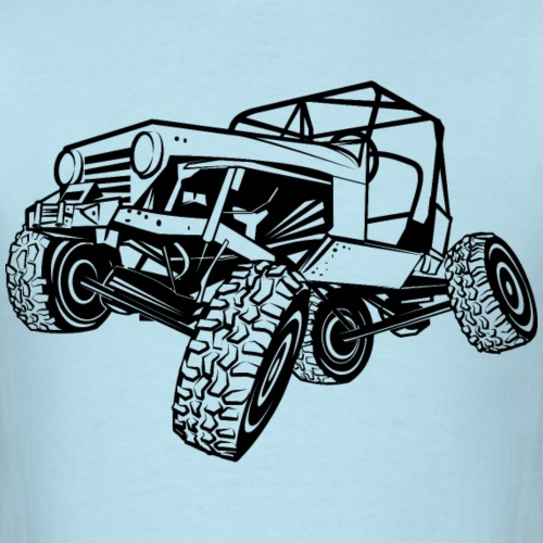 Monster Cool Jeep