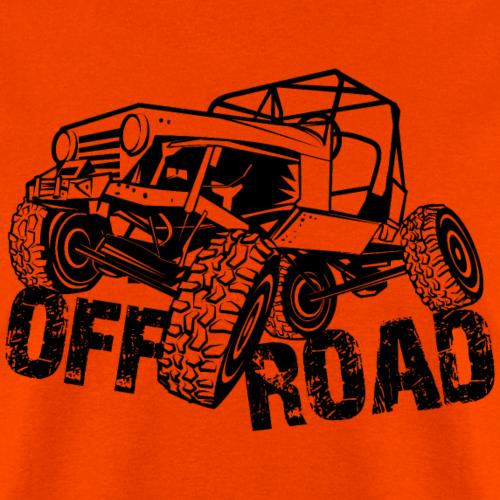 Off-Road 4x4 Jeep