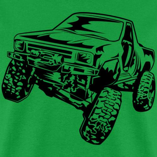 Rock Crawling Truck Shirt