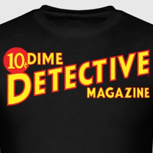 Dime Detective Magazine - Men's T-Shirt
