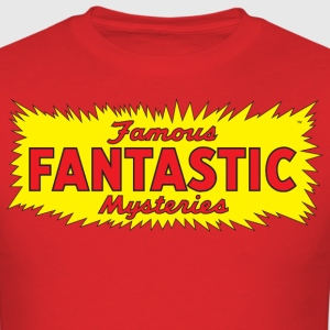 Famous Fantastic Mysteries - Men's T-Shirt