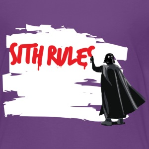 sith rules - Toddler Premium T-Shirt