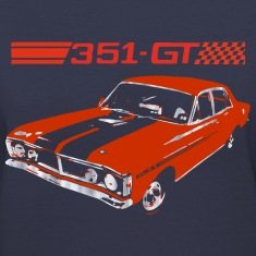muscle car Women's T-Shirts