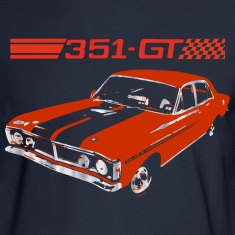 muscle car Long Sleeve Shirts