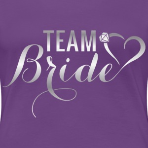 Team Bride - Women's Premium T-Shirt